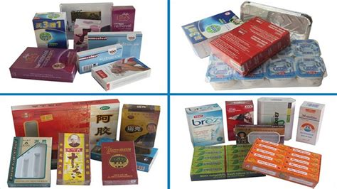 type sealing shrink packing machines  boxes bottles carton small packages cosmetic food