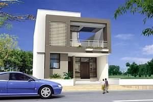 Elevation modern house Good Decorating Ideas