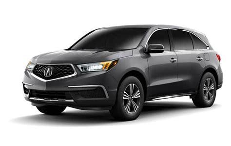 Acura Mdx Per Gallon by 2019 Acura Mdx Kansas City Acura Dealers Third Row