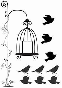 Pássaros fora da Gaiola (Liberdade) Toppo Adesivos