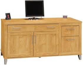 Bush Credenza by Bush Wc81429 03 Office Credenza And Drawers
