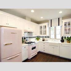 1950s Pink Retro Kitchen  Rockabelle Bombshell
