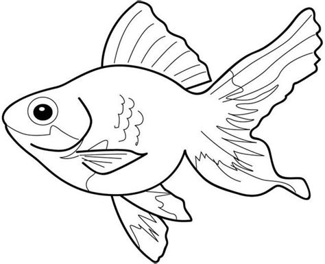 goldfish clipart black and white goldfish clipart black and white hd letters