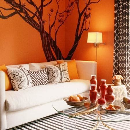 orange room accessories how your room color affects your mood