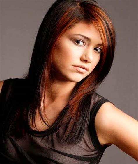 long hairstyles for oval faces 2015