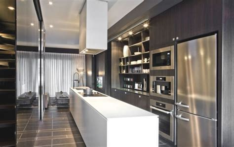 dream contemporary townhouse interior design