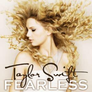 Fearless - Taylor Swift - Álbum - VAGALUME