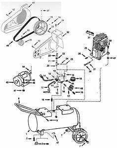 Campbell Hausfeld Vt610406 Parts Diagram For Air