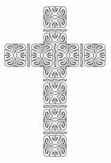 Coloring Cross Printable Pages Adult Mandala Crosses Christian Clip Religious Feltmagnet Para Sheets Printables Colouring Easter Mandalas Hubpages Coloriage Croix sketch template