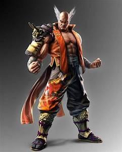 Tekken 7 - Character Renders