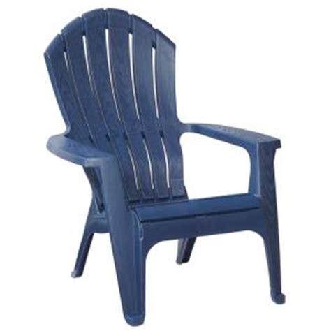realcomfort midnight patio adirondack chair 8371 94 4303