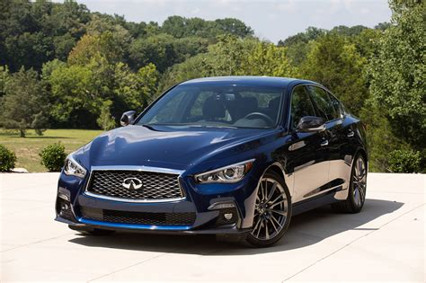 Q50 Sport Review by 2018 Infiniti Q50 Sport 400 Drive Review
