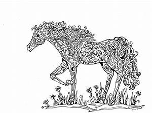 Hard Animal Pattern Coloring Pages Getcoloringpagescom