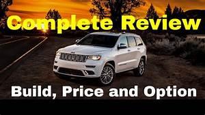 2018 Jeep Grand Cherokee Summit W  5 7l Hemi V8 Engine