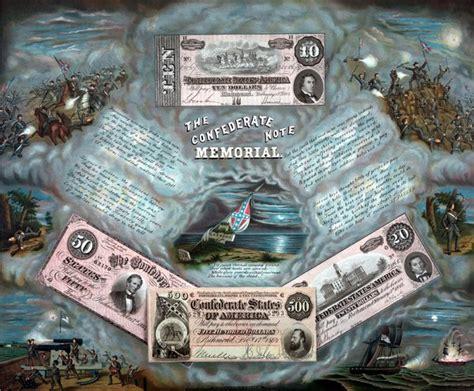 confederate money  worth