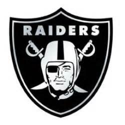 Oakland Raiders Emblem Clip Art