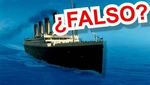 LA VERDADERA HISTORIA DETRAS DEL TITANIC (REAL) YouTube