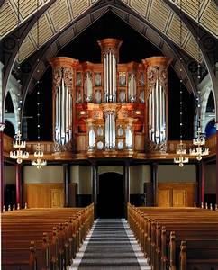 Gothenburg, Sweden: The North German Baroque Organ