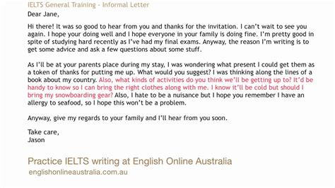 informal writing penn working papers
