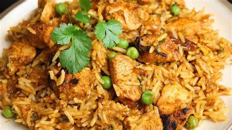 chicken biryani recipe chicken recipes schwartz