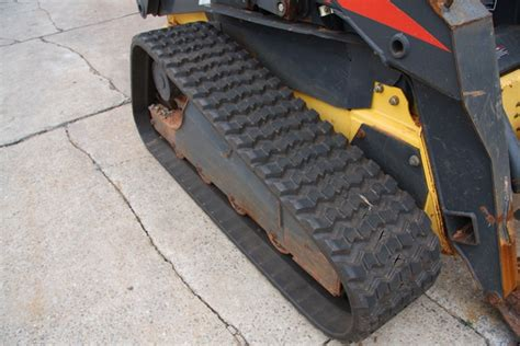 solideal skid steer track loader excavator rubber replacement tracks