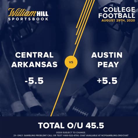 College Football Preview: Central Arkansas vs. Austin Peay ...