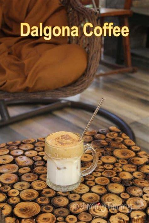 I tried making dalgona coffee, the newest tiktok craze, and it was definitely worth the hype. Dalgona Coffee Recipe - Whipped Coffee Recipe - Tik Tok Viral Coffee
