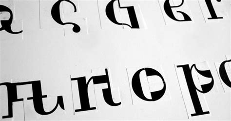 deconstructed letterforms typography pinterest typography typography letters and typo