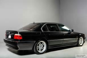 2000 bmw 740il supercharged german cars for sale