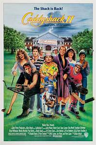 Caddyshack II Movie Poster - IMP Awards