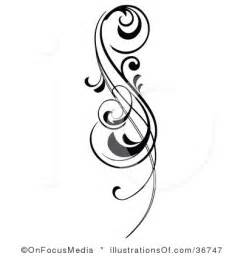 Free Scroll Design Clip Art