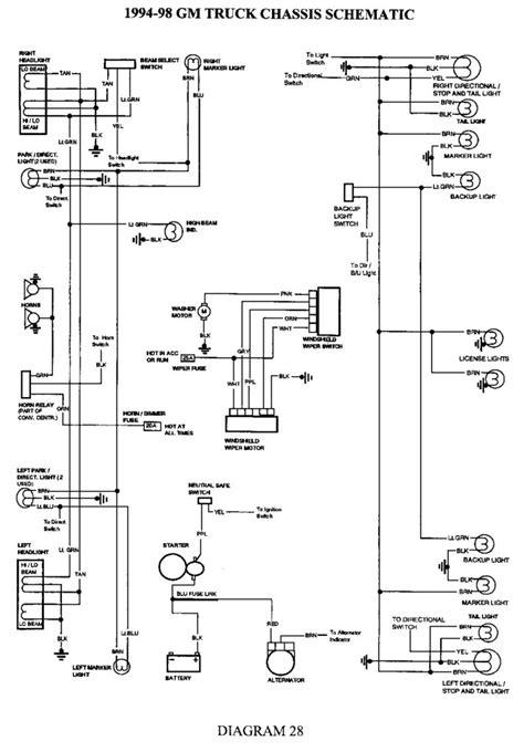 Gmc Sierra Wiring Diagram Bfae