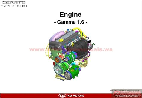 small engine repair training 2003 kia spectra electronic toll collection kia technical service training cerato spectra td auto repair manual forum heavy
