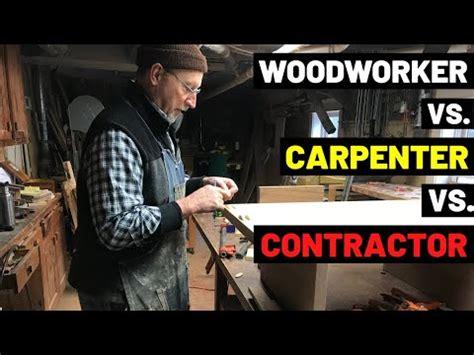 woodworker  carpenter  contractor whats