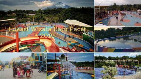 parimas waterpark pacet lokasi wisata terbaru  layak