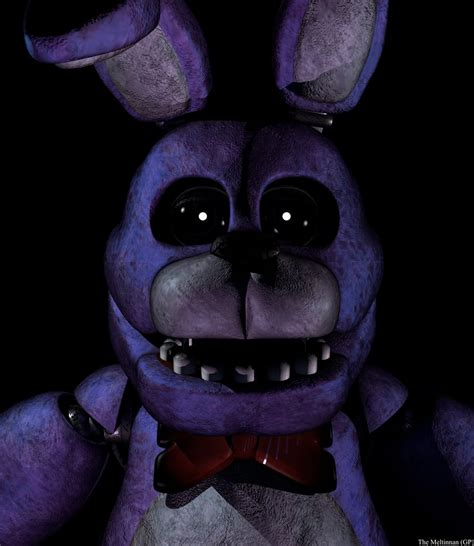 Bonnie Images Fnaf 1 Bonnie By Themeltinnan On Deviantart