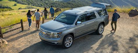 Blossom Chevrolet by 2019 Chevy Suburban Specs Features Blossom Chevrolet