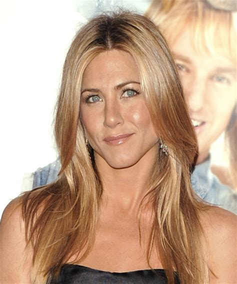 how to style hair like aniston aniston casual hairstyle medium 2297