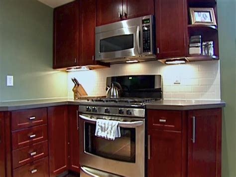 easy way to hang cabinets kitchen catch up how to install cabinets hgtv