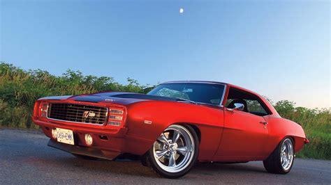 Cars Chevrolet Muscle Car Wallpaper