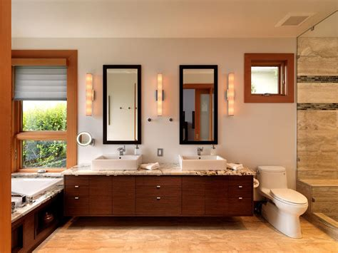 Two Mirrors In Bathroom by 5 Bathroom Mirror Ideas For A Vanity