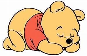 Baby Pooh Bear Clip Art (50+)