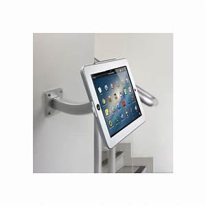 Fixer Une Télé Au Mur : fixation pour tablette tactile andro d et ipad ~ Premium-room.com Idées de Décoration