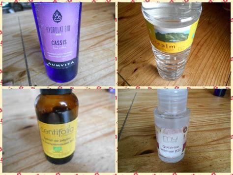 sa ravissante beaut 233 recette d un spray hydratant simple