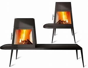 Chauffage Design : shaker r f chauffage po les bois design espace po le scandinave ~ Melissatoandfro.com Idées de Décoration
