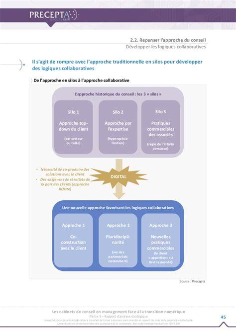 cabinets de conseil en management les cabinets de conseil en management 224 la transition num 233 rique
