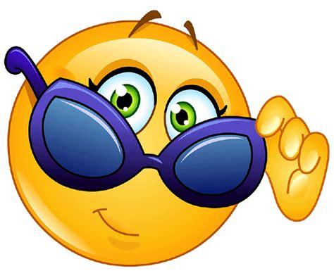 Shades Smiley  Symbols & Emoticons
