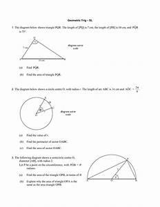 Geometric Trig