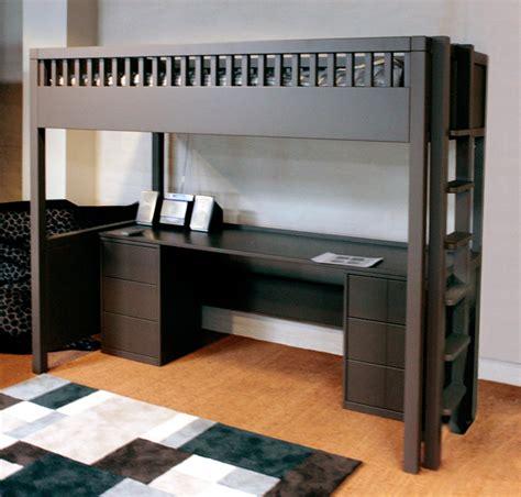 lit superposé avec bureau intégré file dans ta chambre archive filedanstachambre