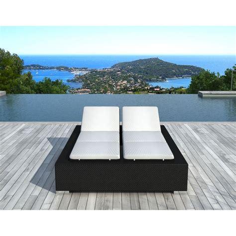 chaise flottante pour piscine bain de soleil transat 2 places 5 cadix en